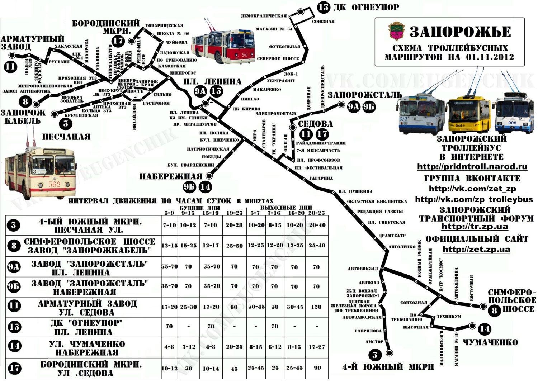 График работы трамваев москва